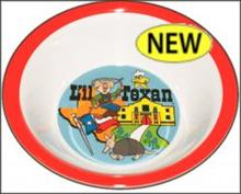Li'l Texan Bowl TG429
