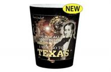 Davy Crockett Shot Glass TG419