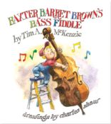 Baxter Barret Brown's Bass Fiddle TG366